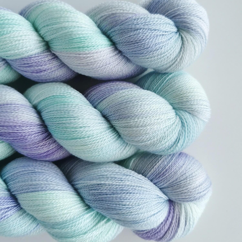 Delta Merino/Silke Lace