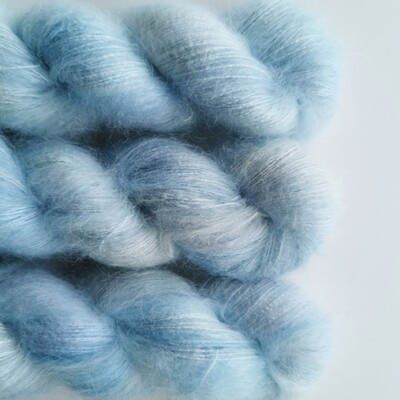 Nordic Blue Mohair
