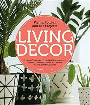 Living Decor: Houseplant Styling