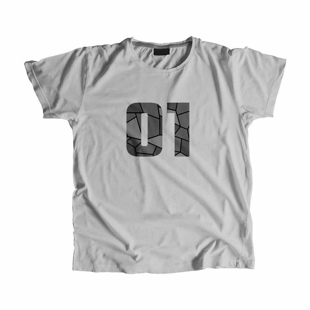 Custom Numbers T-Shirts