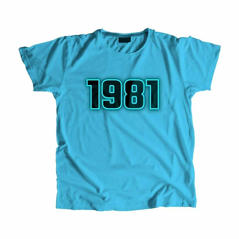 Custom Years T-Shirts