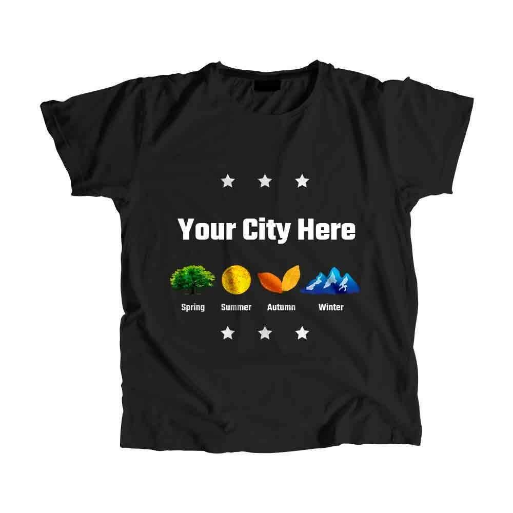 Custom Seasons T-Shirts