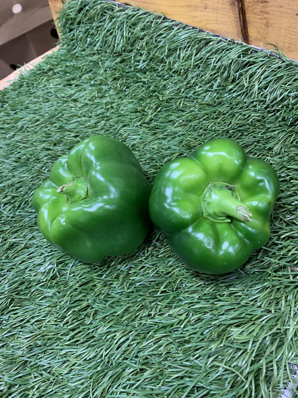 Peppers - Green,  Hlubik's