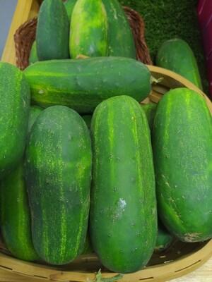 Cucumber, Kirby, Hlubik's