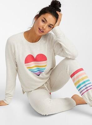 PJS Love Collection Sweatshirt