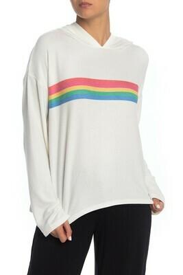 PJS Hoody Stripe
