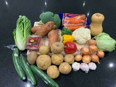 Vegetables Essentials Produce Box