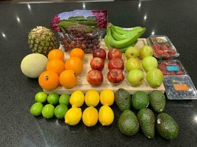 Fruit Essentials Produce Box
