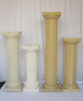 pilastra tradicional