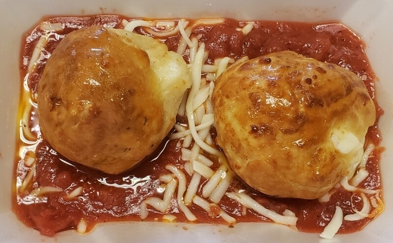 Cheesy Roasted Garlic Balls (Thurs-Sat Pick-up Only)