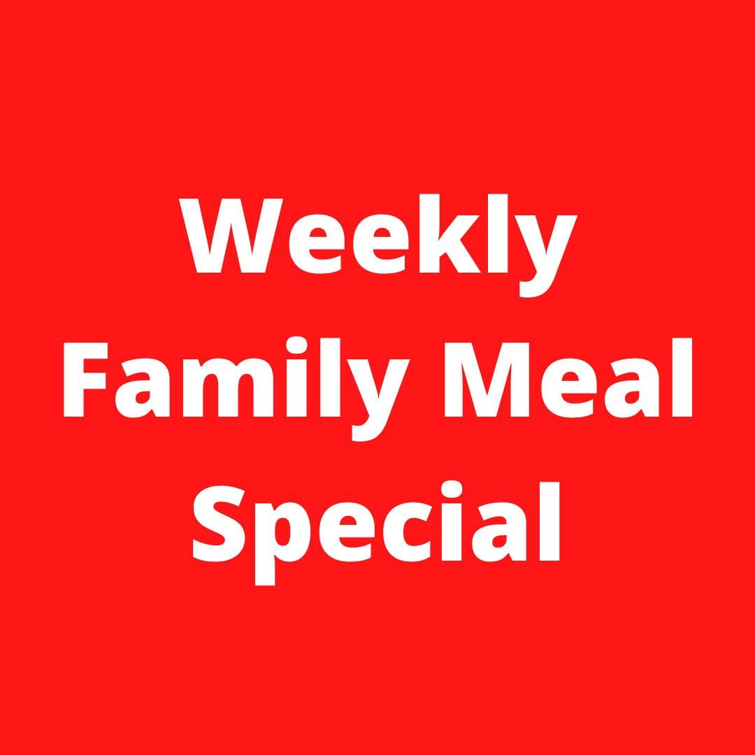 Tuscany Chicken Alfredo Family Meal Pack