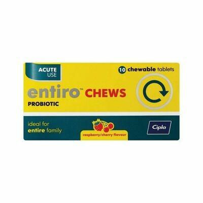 Entiro Chews Probiotics  10's