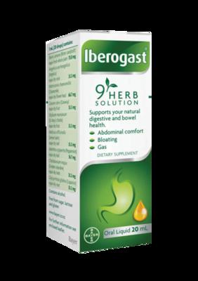 Iberogast drops 20ml