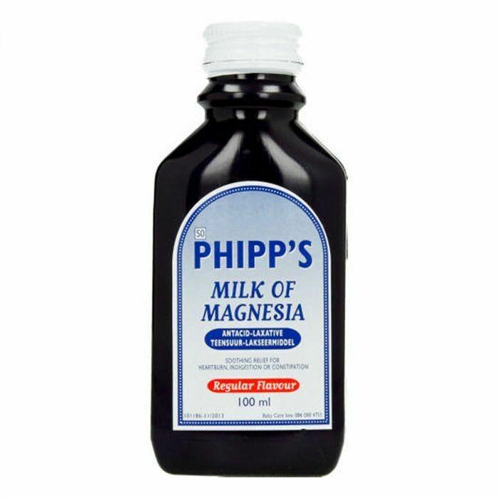 Phipp's Milk of Magnesia 100ml
