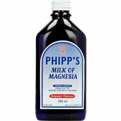 Phipps' Milk of Magnesia 350ml