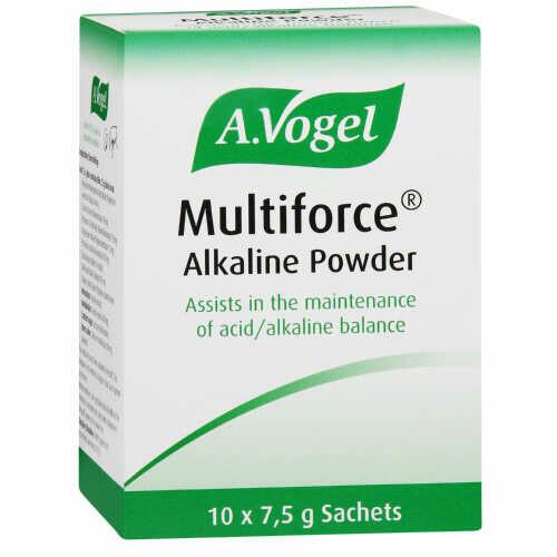 A.Vogel Multiforce Alkaline powder sachets 10's