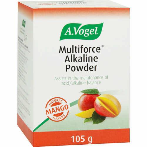 A.Vogel Mango Multiforce Alkaline powder 105g