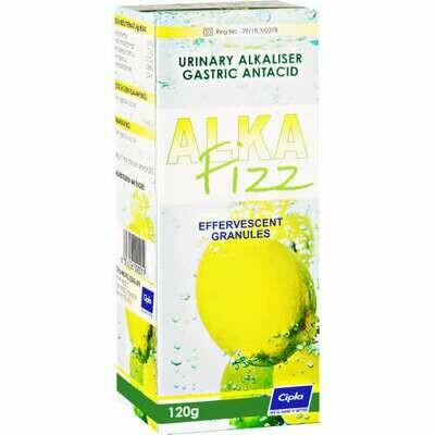 Alkafizz granules 120g