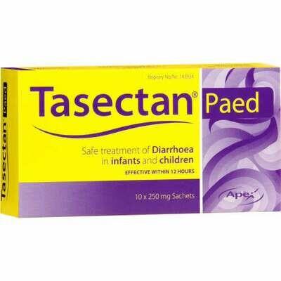 Tasectan Paed 10 sachets