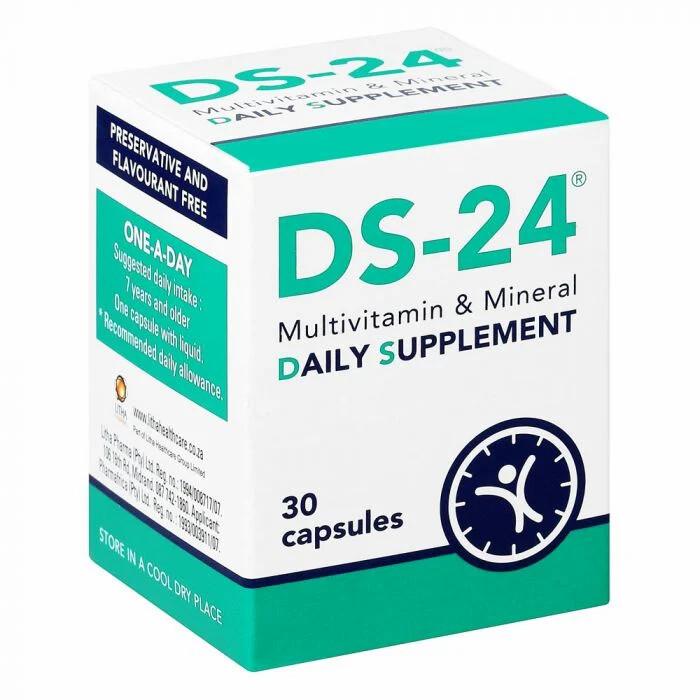 DS-24 capsules 30's