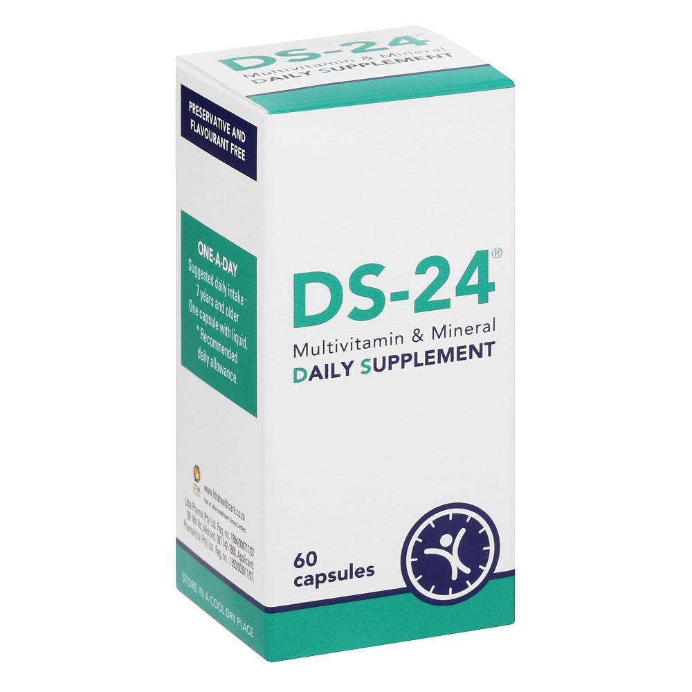 DS-24 capsules 60's