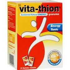 Vita-Thion sachets 60's
