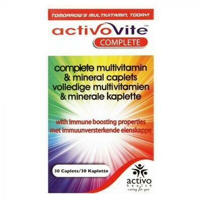 Activovite Complete caplets 30's