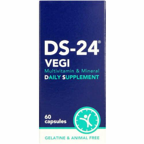 DS-24 vegi capsules 60's