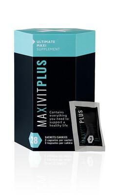 Maxivit Plus 3 in 1 sachets 28's