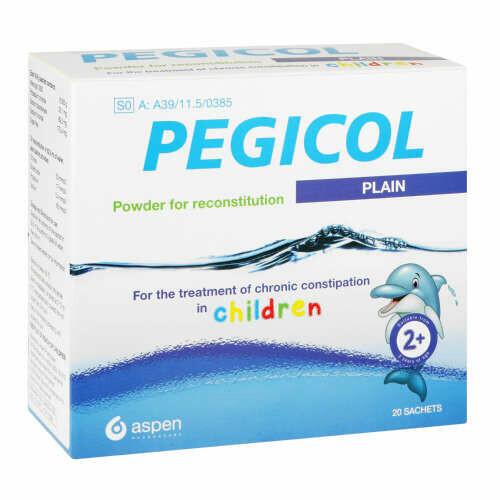 Pegicol pediatric sachets 20's
