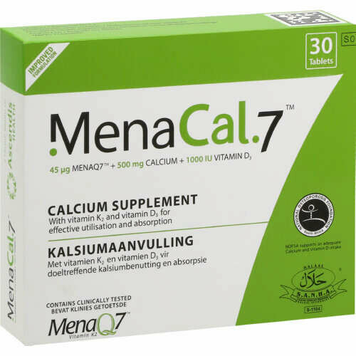 Menacal 7 tablets 30s