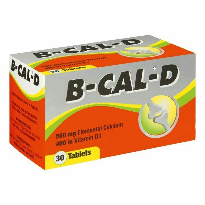 B-Cal-D swallow tablets 30s