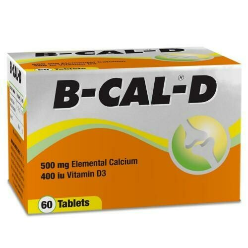 B-Cal-D tablets 60's