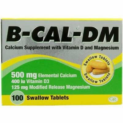 B-Cal-DM tablets Swallow 100's