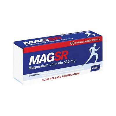 MagSR tablets 60's