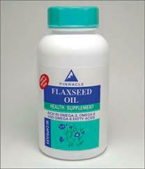 Pinnacle Flaxseed Oil capsules (90)