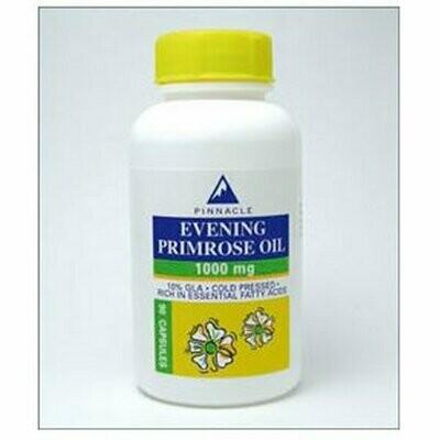 Pinnacle Evening Primrose Oil 1000mg capsules (90)