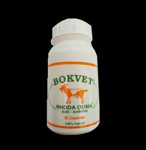 Rhoda's Bokvet capsules 50's