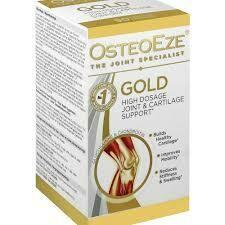 Osteoeze Gold capsules 90's