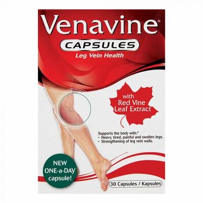 Venavine capsules 30's
