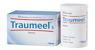 Traumeel Anti-inflammatory tablets 50's