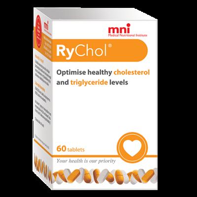 Rychol cholesterol reducing tablets 60's