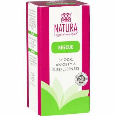 Natura Rescue Remedy 20ml