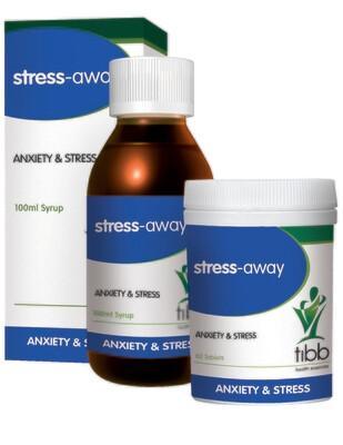 Tibb Stress-Away tablets 60's