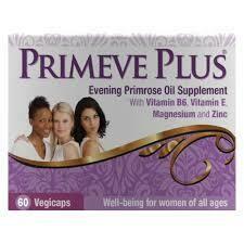Primeve Menopause Plus capsules