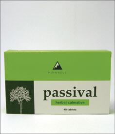 Pinnacle Passival tablets 40's