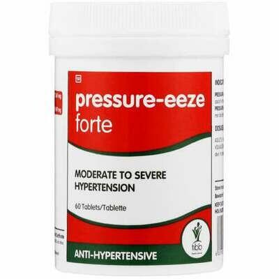Tibb Pressure-Eeze forte tablets 60's