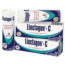 Linctagon-C effervescents 12's
