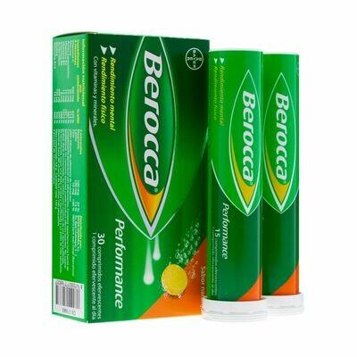 Berocca Peformance Effervescents Orange