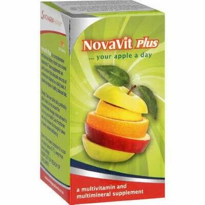 Novavit Plus capsules 30s
